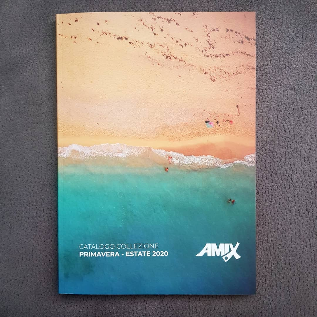 Catalogo Primavera-Estate Amix 2020