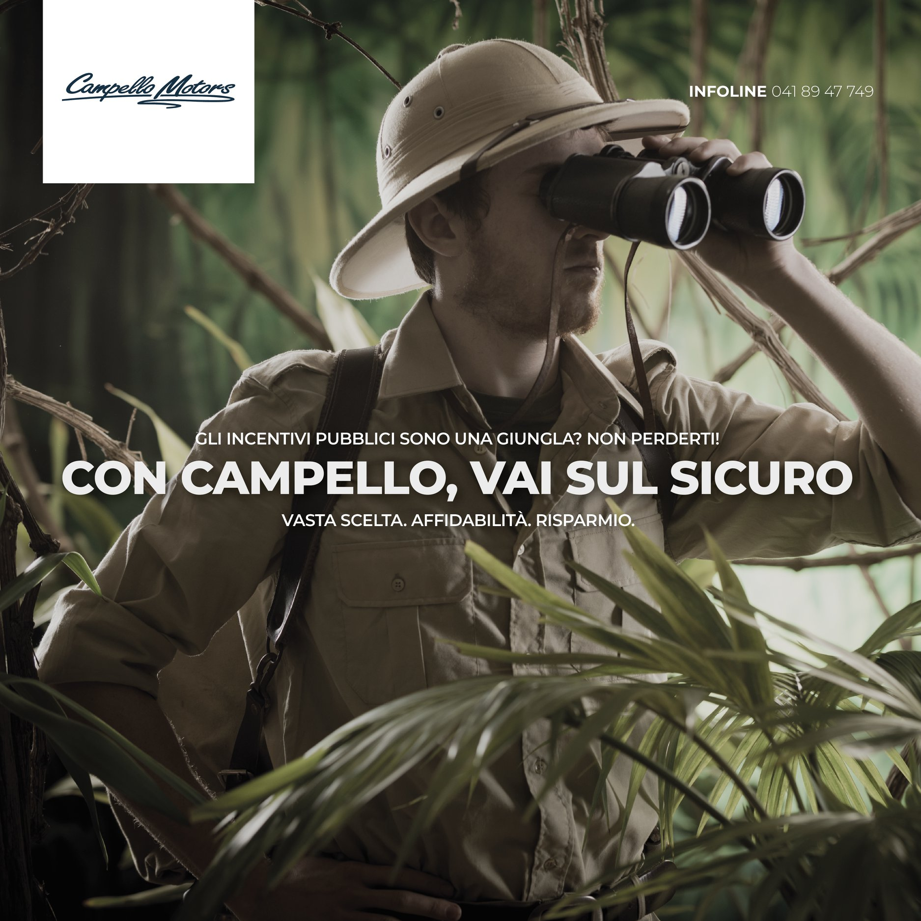 Campagna advertising Campello Motors