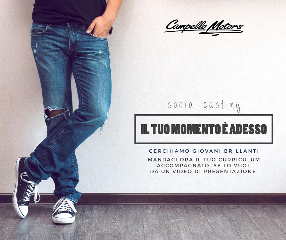 Campello Motors Social Casting