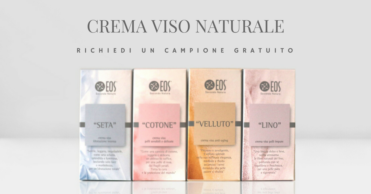 Azione di marketing online crema viso