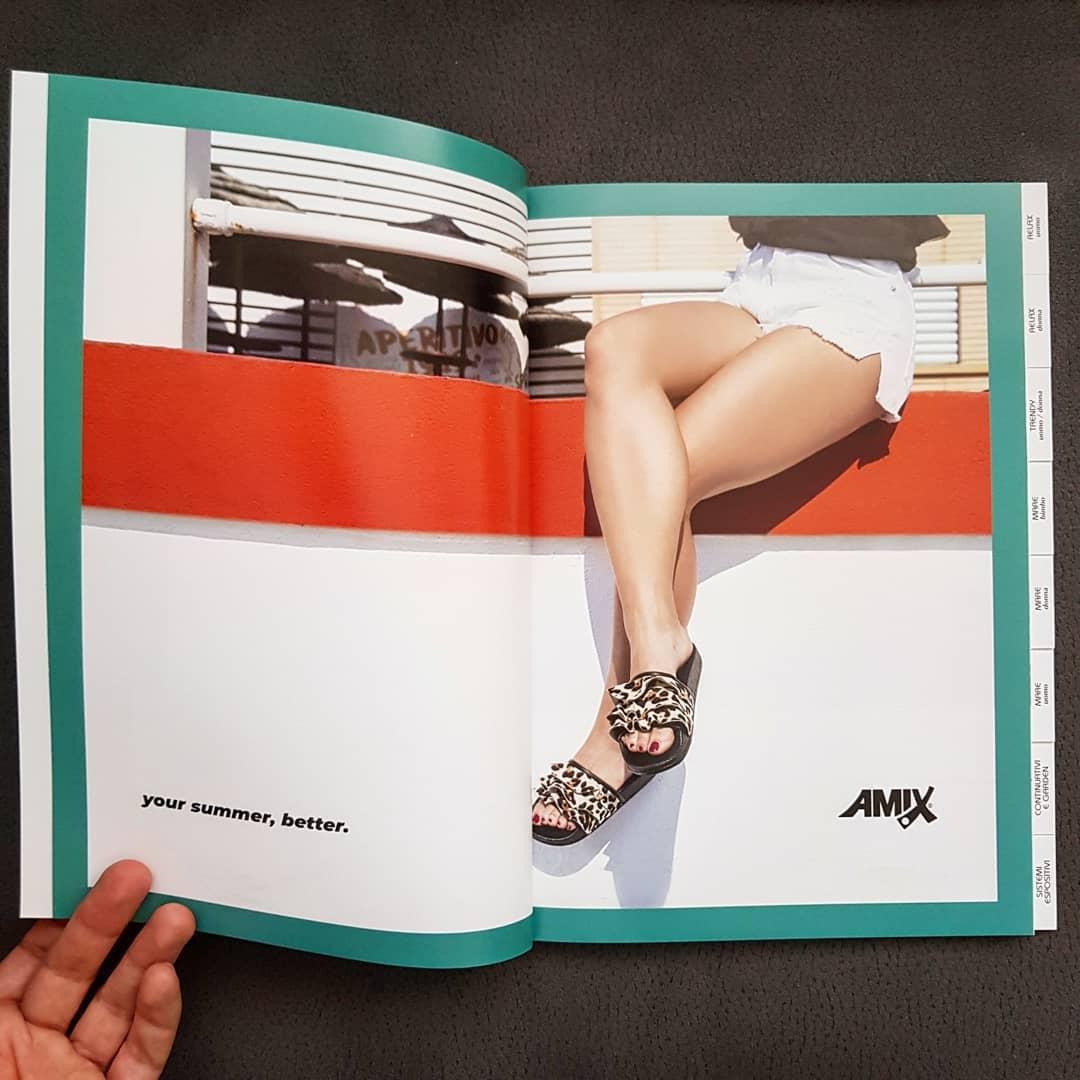 Catalogo Primavera-Estate Amix 2020