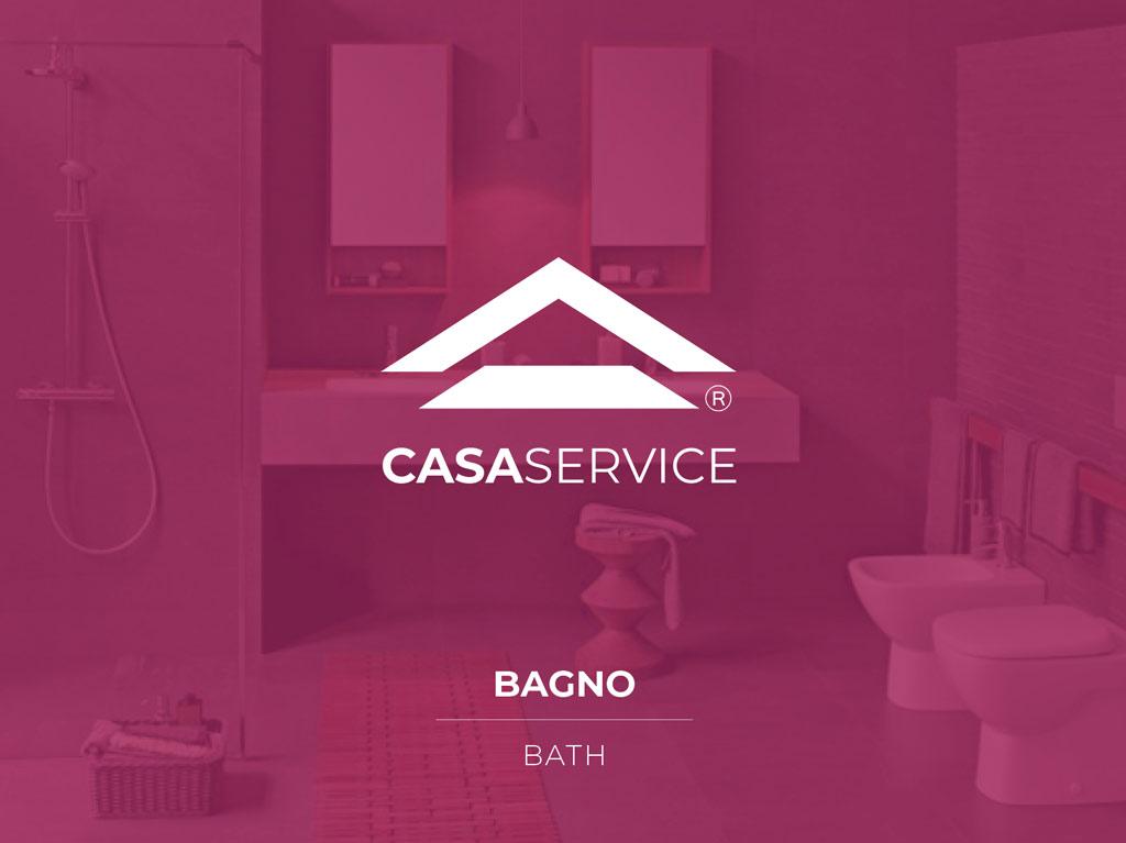 Nuova visual identity Casaservice